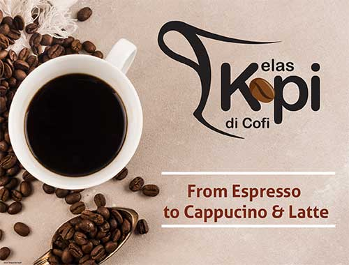 From Espresso To Cappucino & Latte