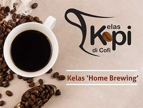 Kelas 'Home Brewing'